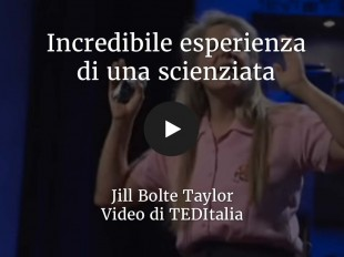 Esperienza di una scienziata